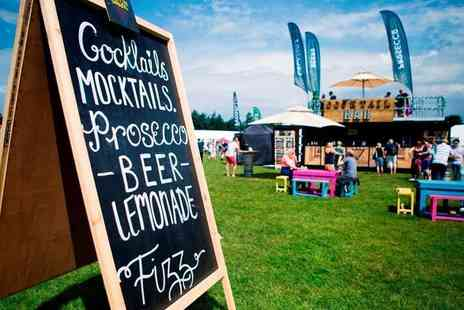 Great British Food Festival - Two adult one day entry tickets to The Great British Food Festival on 25th To 27th May - Save 34%
