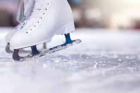 Walton Hall and Gardens - Ice skating session for two people from 18th To 22nd February - Save 37%