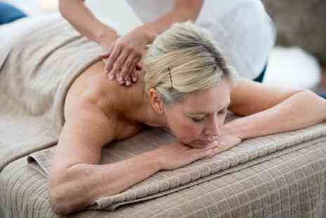 Essential Beautyworks - Neck, Shoulder and Head Massage with Optional Back Massage and Facial - Save 35%
