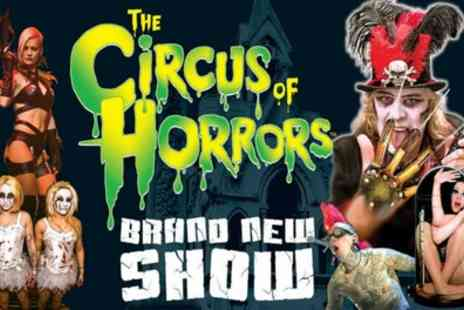 The Circus of Horrors 2015 - One ticket to The Circus of Horrors on 23 January To 5 February - Save 46%
