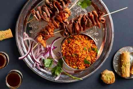 Taste & Liquor - Kebab Festival Entry on 2 March or Spring Barbecue Festival Entry on 30 March - Save 42%