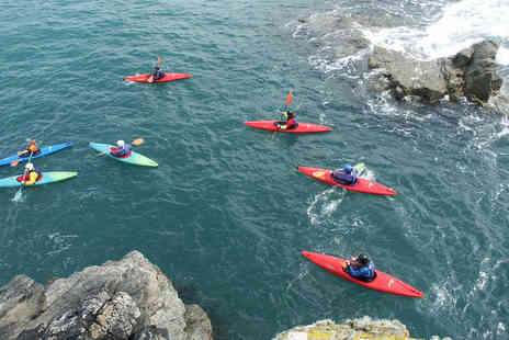 Virgin Experience Days - Sea Kayaking Coastal Adventure for One - Save 0%