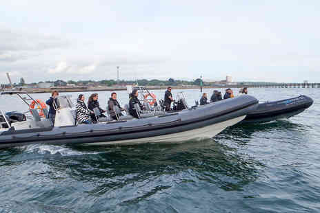 Virgin Experience Days - Battle of The Boats Powerboat Experience - Save 52%
