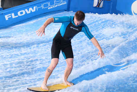 Virgin Experience Days - Introduction to Indoor Surfing - Save 0%