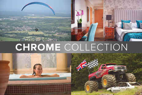 Virgin Experience Days - The Chrome Collection - Save 0%