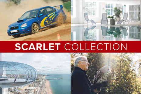 Virgin Experience Days - The Scarlet Collection - Save 0%