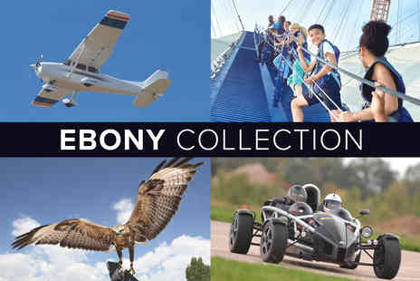 Virgin Experience Days - The Ebony Collection - Save 0%