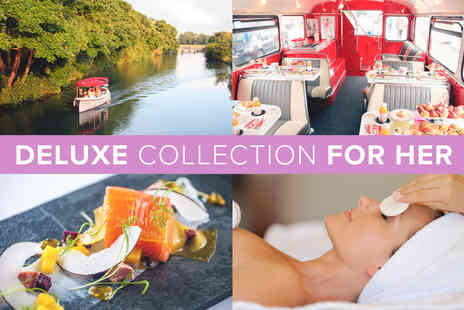 Virgin Experience Days - Deluxe Collection for Her - Save 0%