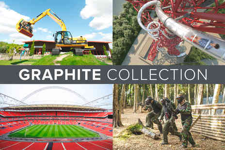 Virgin Experience Days - The Graphite Collection - Save 0%