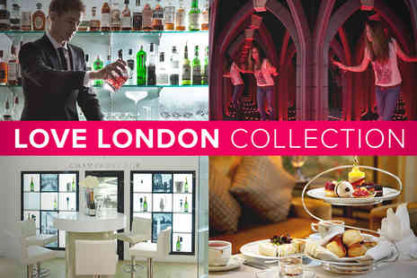 Virgin Experience Days - The Love London Collection - Save 0%