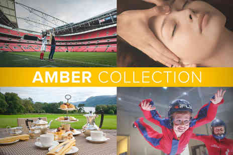 Virgin Experience Days - The Amber Collection - Save 0%