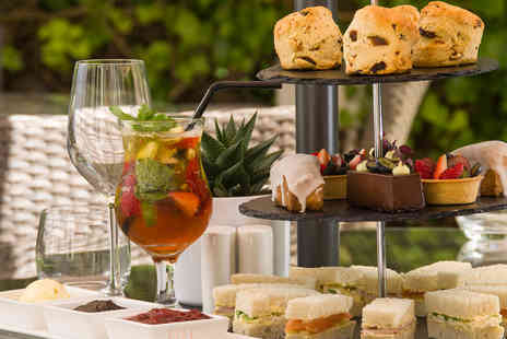 Chateau La Chaire - Traditional Afternoon Tea for Two - Save 0%