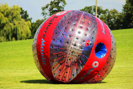 Virgin Experience Days - Harness Zorbing for One - Save 0%