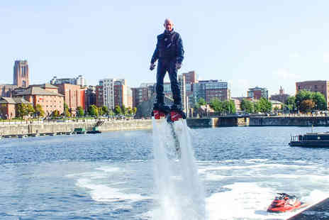 Virgin Experience Days - Extended Flyboarding for One - Save 0%