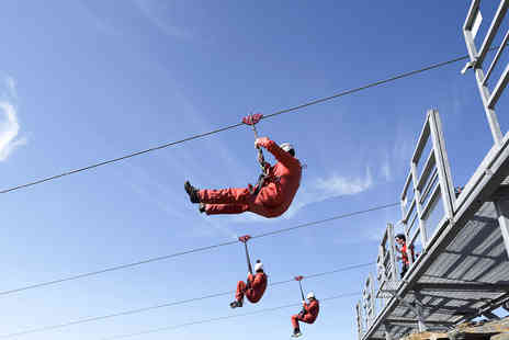Virgin Experience Days - Zip World Titan Experience for Two - Save 0%