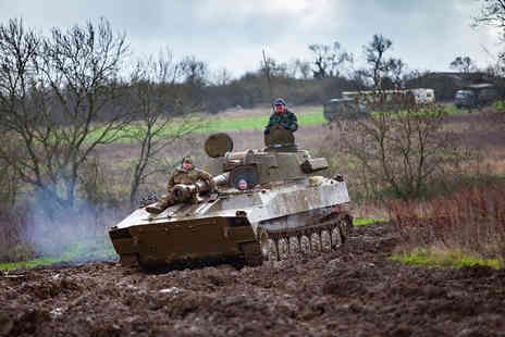 Virgin Experience Days - The Full Monty Tank Driving Day - Save 0%