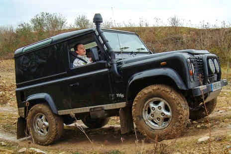 Virgin Experience Days - Junior 4x4 Driving - Save 0%