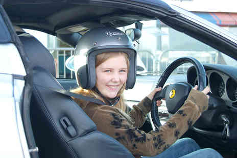 Virgin Experience Days - Junior Ferrari - Save 0%