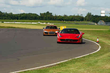Virgin Experience Days- Triple Supercar Thrill plus High Speed Passenger Ride - Save 0%