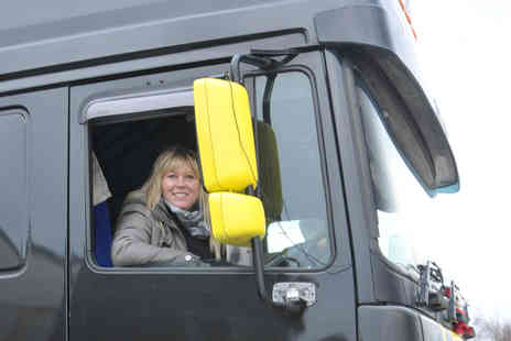 Virgin Experience Days - Truck Driving Experience - Save 0%
