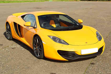 Virgin Experience Days - McLaren MP4-12C Driving Thrill - Save 0%
