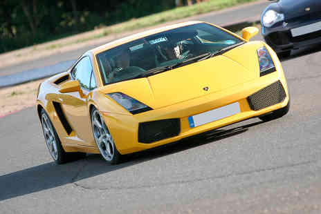 Virgin Experience Days - Supercar Blast - Save 0%