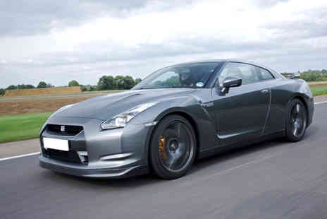 Virgin Experience Days - Nissan Gtr Thrill - Save 0%