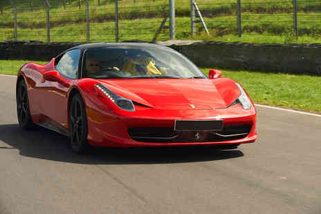 Virgin Experience Days - Double Supercar Thrill Choice - Save 0%