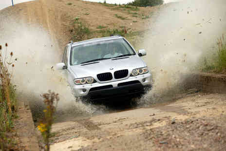 Virgin Experience Days - Extended Off Road Driving - Save 0%