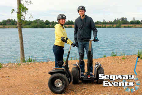 Virgin Experience Days - Segway Blast for Two - Save 0%