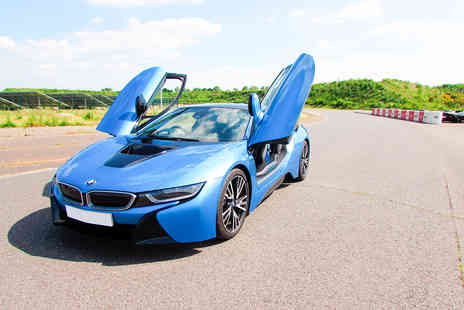 Virgin Experience Days - Bmw i8 Thrill - Save 0%