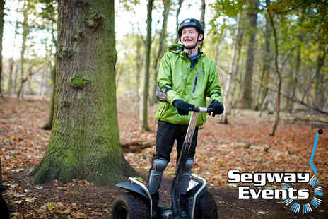 Virgin Experience Days - Segway Thrill - Save 0%