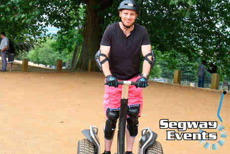 Virgin Experience Days - Segway Blast - Save 0%