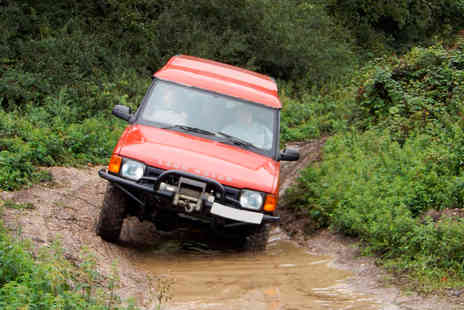 Virgin Experience Days - Junior 4x4 Driving - Save 60%