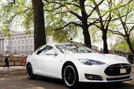 Virgin Experience Days - Weekend On Road Tesla Supercar Experience - Save 0%
