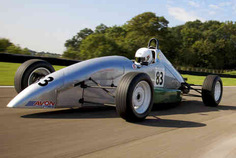 Virgin Experience Days - Single Seater Driving Experience for Two - Save 44%