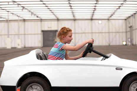 Virgin Experience Days - Young Driver Firefly Driving Experience - Save 7%