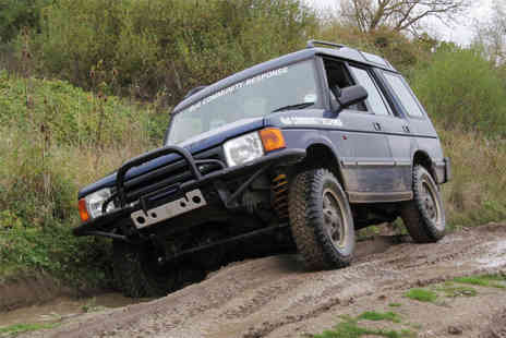 Virgin Experience Days - 4x4 Off Road Taster - Save 0%