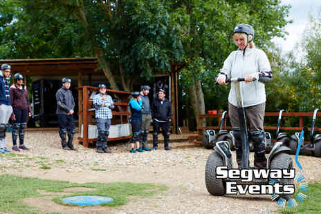 Virgin Experience Days - Family Segway Rally For Anytime - Save 29%
