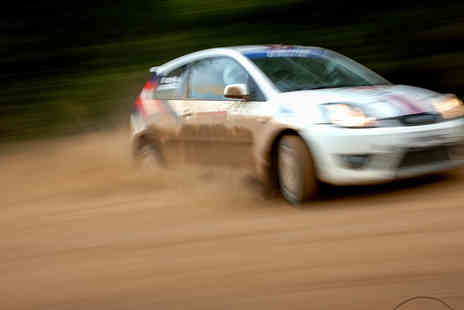 Virgin Experience Days - Extended Rally Driving - Save 0%