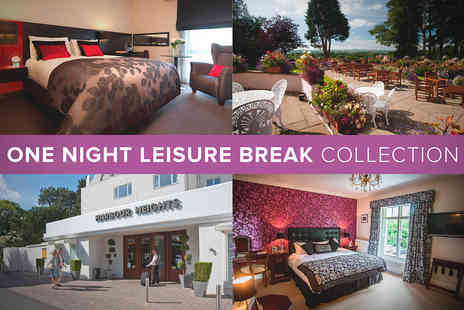 Virgin Experience Days - One Night Leisure Break Collection - Save 0%