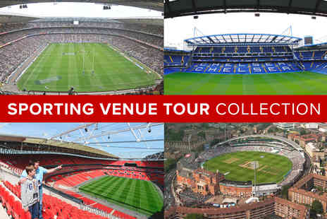 Virgin Experience Days - Sporting Venue Tour Collection - Save 0%