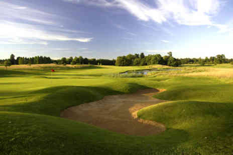 Virgin Experience Days - Ten GreenFree Two for One Golf Vouchers - Save 0%