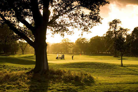 Virgin Experience Days - Lunch, Lesson and Round of Golf for Two - Save 0%