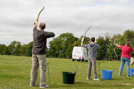 Virgin Experience Days - Archery Clay Pigeon Shooting - Save 0%