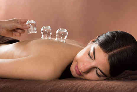 Wellness and Beauty Clinic - 45 minute cupping session - Save 65%