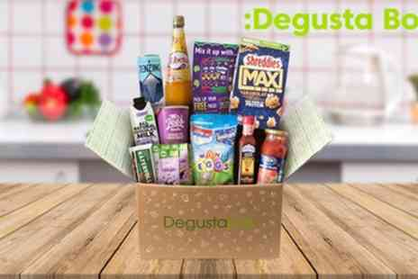 Degusta Box - Up to Six Month Food Subscription - Save 23%