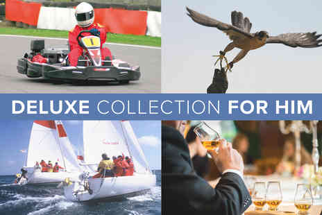 Virgin Experience Days - Deluxe Collection for Him - Save 0%