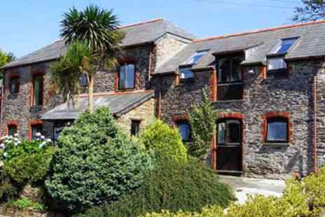 Penvith Barns - Cornwall getaway with breakfast - Save 32%