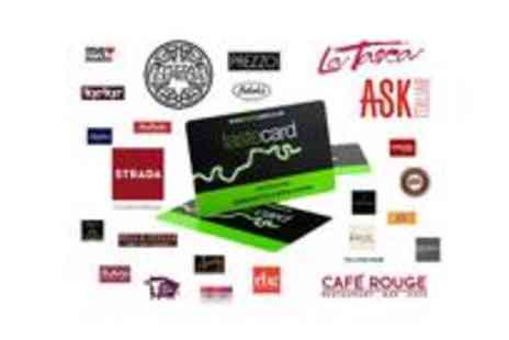 Taste Marketing - 12 month subscription to tastecard - Save 42%